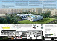 Galeria de Menção Honrosa no Concurso para a Sede Administrativa da Câmara de Vereadores de Porto Alegre / A3 arquitetura.engenharia - 21