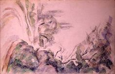 Image: Paul Cézanne - The Winding Road