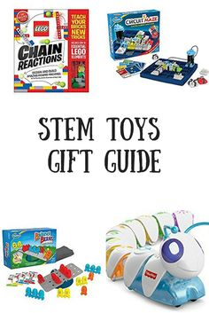 STEM Toys Gift Guide: Science Toys That Kids Will Love
