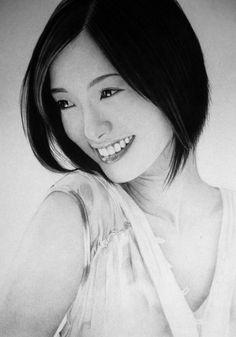 Pencil Drawings by Ken Lee | Cuded