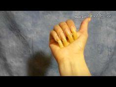 Long Natural Nails May Update UNPOLISHED BARE