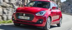 Suzuki Swift - Car of the Year 2017