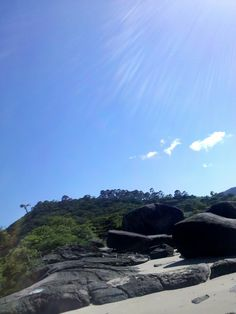 Praia de Zimbros - Bombinhas SC