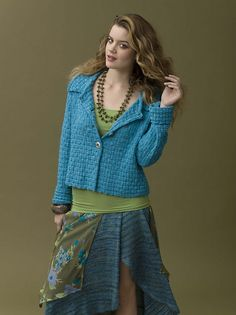 Ravelry: Cari's Cardi pattern by Melissa Leapman
