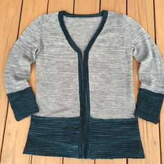 Another knit Grayson sweater using Laura Aylor's  $6.50 pattern, found at http://www.ravelry.com/patterns/library/grayson-3