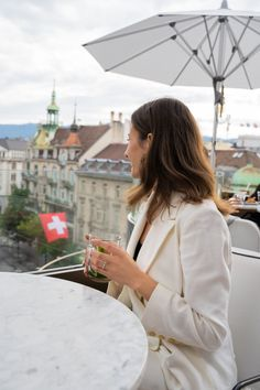 A great rooftop bar and restaurant in the heart of Zurich