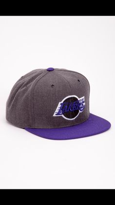 ef2d31ebcdd Lakers hat for Jeff Lakers Hat
