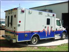 Recent Delivery: Christian County Ambulance District - Ozark, MO ~ EXCELLANCE, Inc. Blog