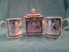 Beautiful Porcelain Collectible James Sadler For by kathryntm, $50.00