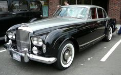 1964 Bentley Flying Spur Saloon