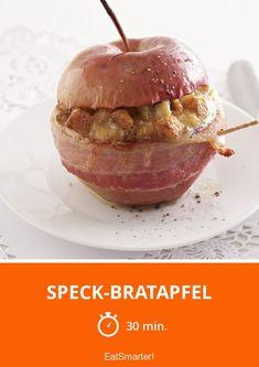 Speck-Bratapfel - smarter - Zeit: 30 Min. | eatsmarter.de