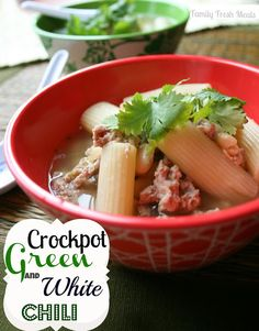 Do you NEED an easy meal for a cold day?  Cook this chili quickly stove-top or simmer all day in the crockpot....its up to you!