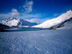 Lago del Moncenisio  #myValsusa 07.01.18 #fotodelgiorno di Iris Cesare