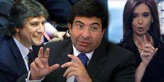 """Echegaray: """"Vamos a ir presos"""" http://www.diarioveloz.com/notas/74281-echegaray-vamos-ir-presos    El titular de la AFIP se negó a respaldar a Amado Boudou en el caso de la ex Ciccone. Cuando Cristina se lo reclamó, respondió así."""