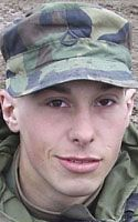 Army SPC. Shane W. Woods, 23, of Palmer, Alaska.  Died August 9, 2006, serving during Operation Iraqi Freedom. Assigned to 1st Battalion, 37th Armor Regiment, 1st Armored Division, Friedberg, Germany. Died of injuries sustained when an improvised explosive device detonated near his vehicle during combat operations in Ramadi, Iraq.