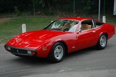 Ferrari 365 technical details, history, photos on Better Parts LTD