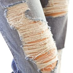 Destroyed Jeans #HCoStyle