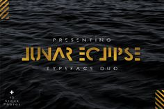 Ad: Lunar Eclipse + Extras by Flycatcher Design on ABOUT LUNAR ECLIPSE Lunar Eclipse is a bold and stunning font duo that is both clean and edgy! The characters naturally lend themselves to Business Brochure, Business Card Logo, Branding, Lunar Eclipse, Script Type, Script Fonts, Creative Sketches, Creative Fonts, Typography Quotes