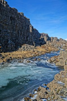 Þingvellir National Park - The Icelandic Golden Circle