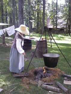 """In early Gullah cuisine, many of the dishes were cooked in one big pot. Meat, poultry, or fish were often cooked together with vegetables, peppers, legumes, and rice or potatoes. The original Gullahs had few items of cookware, so big iron kettles were used. Cooking and sharing food meant more to the Gullahs than supplying the body with sustenance. It was almost ritualistic in nature, feeding the soul as well as the body. As the Gullahs describe their cuisine, it's """"food that speaks to ya."""""""