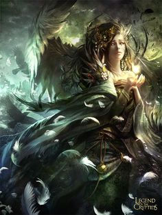 Eirene, Eternal Peace Seeker (Hope) ~ This Greek Goddess name means peace in her native language, expressing her diplomatic nature. Her name also often appears as Irene.