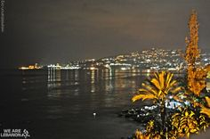 Jounieh at night  جونيه ليلا By Julien Henoud