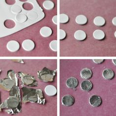DIY Clay Charms using Fimo
