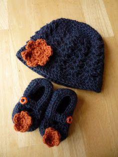 Happy Baby Crochet: Shell Stitch Beanie Hat - FREE PATTERNS