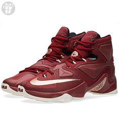 Nike Men's  Lebron XIII Red Basketball Shoe - 11 D(M) US (*Amazon Partner-Link)