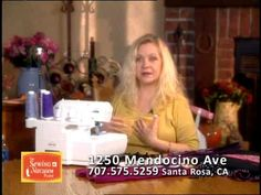 Watch a full demo of the Baby Lock Evolution Serger