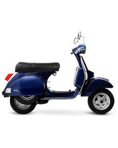 #Vente LML sur BazarChic ! Un #scooter #retro aux couleurs vives pour arpenter la ville à l'italienne !  Vente de scooter et #accessoires