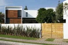 brise vue et clôture de jardin moderne