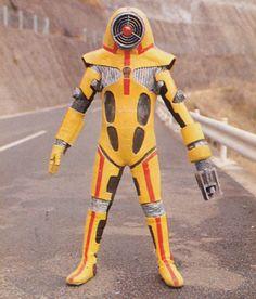 nctryzob: ナナツマン(ロボット刑事)