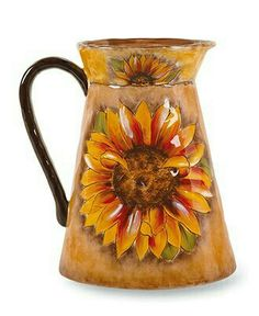Clay art Tuscan Sunflower at Macy\u0027s for the flowers Stephen will bring me on the way home from work \u0026  sc 1 st  Pinterest & Tuscan Sunflower Dinnerware Set | Shop home | Kaboodle | Decor ...