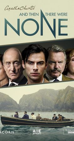 And Then There Were None (TV Mini-Series 2015)  Ten strangers are invited to an island by a mysterious host, and start to get killed one by one. Could one of them be the killer?