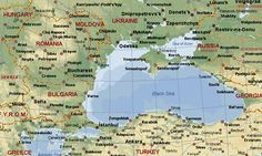 The Crimea - then and now