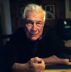 """I think the dead are with us"": John Berger at 88"