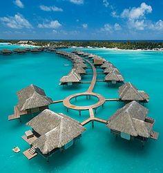Bora bora! My dream vacation!