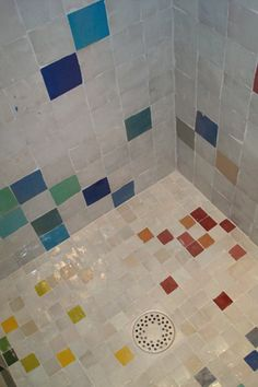 Zellige on pinterest moroccan tiles black tiles and tile for Carrelage vendenheim