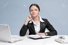 Resultado de imagen para imagenes de mujer trabajando en oficina