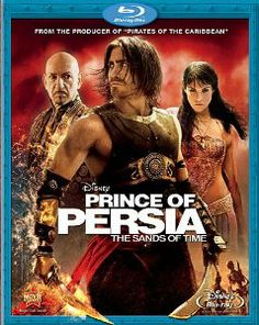 Amazon.com: Prince of Persia: The Sands of Time [Blu-ray]: Jake Gyllenhaal, Ben Kingsley, Gemma Arterton, Alfred Molina, Mike Newell, C Based On The Video Game Series PRINCE OF PERSIA, Screen Story By Jordan Mechner, Screenplay By Boaz Yakin and Doug Miro & Carlo Ber: Movies & TV
