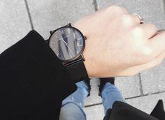 Larsson Jennings black watch