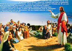 "EVANGELIO DE MATEO: ""SERVIR A DIOS"" Mt 6,22-24"