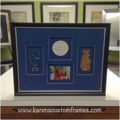 Custom Design and Picture Framing by Karen's Detail Custom Frames, Orange County CA www.karenscustomframes.com