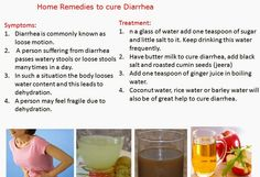 Diarrhea is commonly known as loose motion. A person suffering from diarrhea passes watery stools or loose stools many times in a day. Diarrhea is a common ailment and can happen to anyone young or old. Home Remedies, Natural Remedies, How To Cure Diarrhea, Diarrhea Remedies, Holistic Medicine, Drinking, The Cure, Food And Drink, Healing