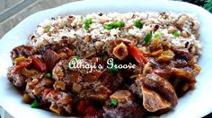 Stewed Oxtails with blackeye peas and rice (Alhaji's Recipe And Pix Thread - Page 146 - Naija Ryders)