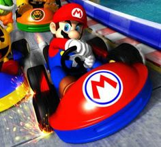 Mario Kart 500 is happening on Saturday, May 17, 2014 at the Waynedale Branch! Race four players on the big screen. Round-robin play determines the finalists who will play for the championship! This program takes place from 10:00 – 12:00. For more information, please contact 260-421-1365.