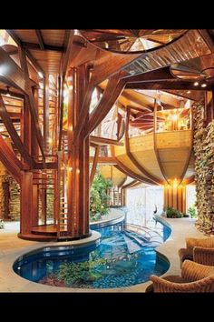 so want this pool room