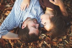 Autumn engagement session by Eric Lundgren #wedding