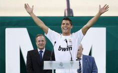 El Real Madrid también mintió en el fichaje de Cristiano: costó casi 105 'kilos'